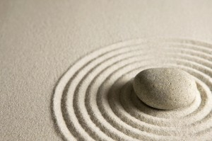 mindfulness-sand-stone