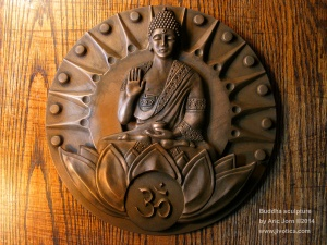 Buddha-Bronze