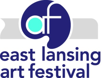 east lansing art festival